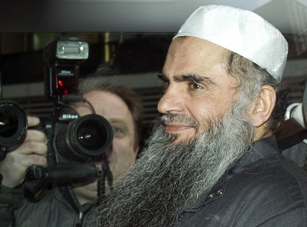 Abu Qatada has been freed from Long Lartin prison
