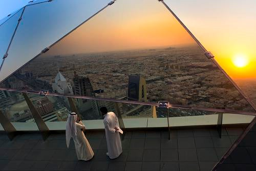 Saudi Arabians are ready to embrace social change - but fear it may