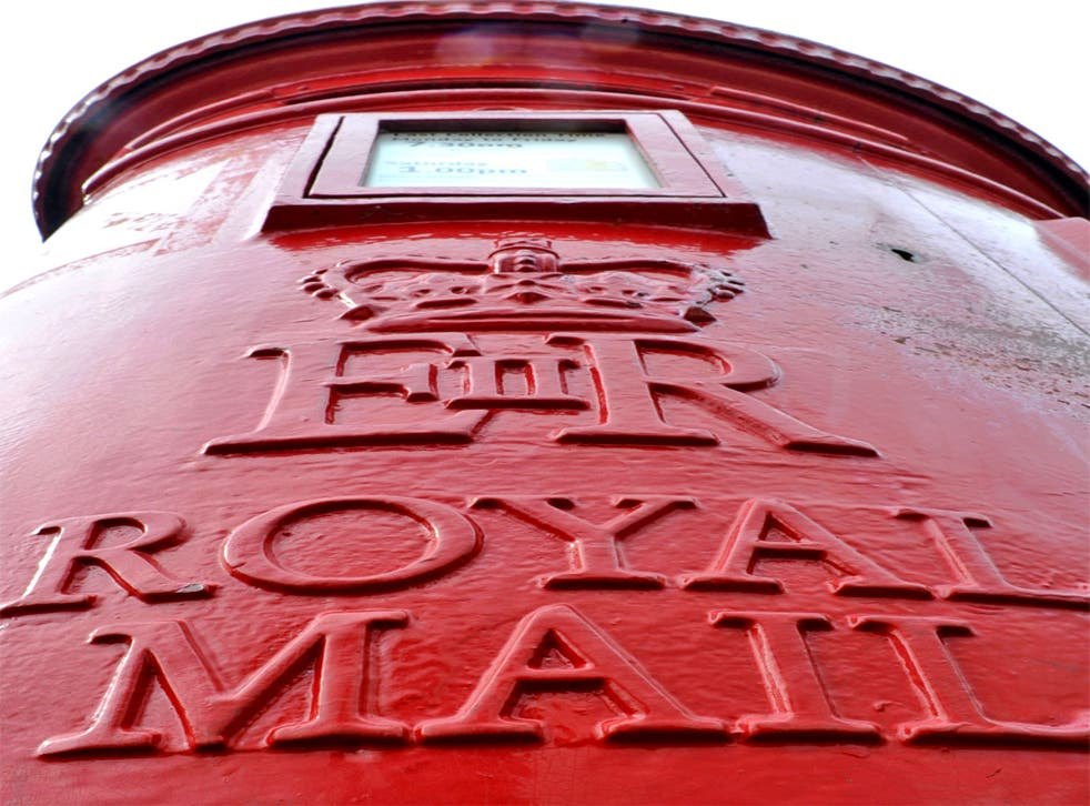 The Royal Mail faces 'fundamental threat' from email, says Business Secretary