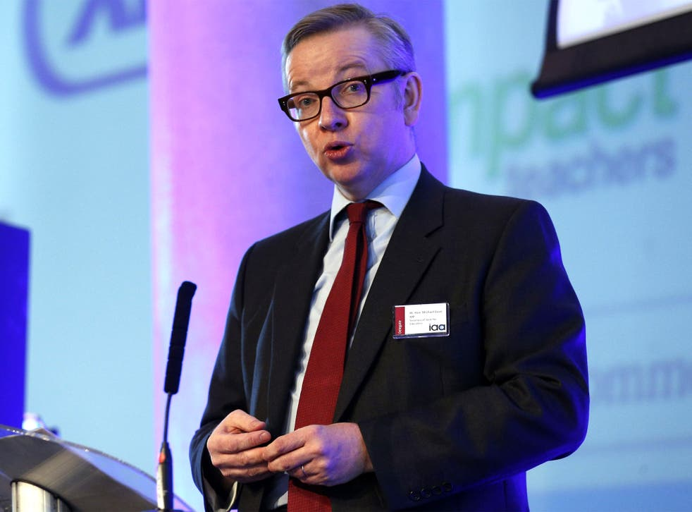 Michael Gove, the Education Secretary, wants more schools to become academies
