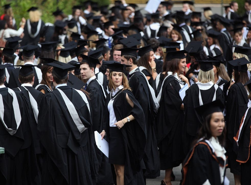 Male graduates are more likely to be unemployed six months after leaving university than women