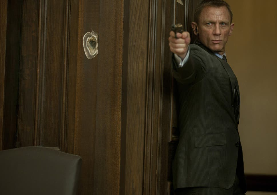 never mind spectre james bond should have died within 7 minutes of
