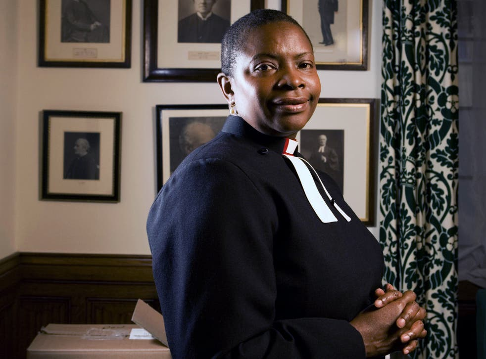 Rose Hudson-Wilkin: Speaker's Chaplain, Westminster Abbey; vicar in Haggerston, east London Westminster's first black female chaplain, she is admired for her stance on issues such as the C of E's role in slavery and equality for women