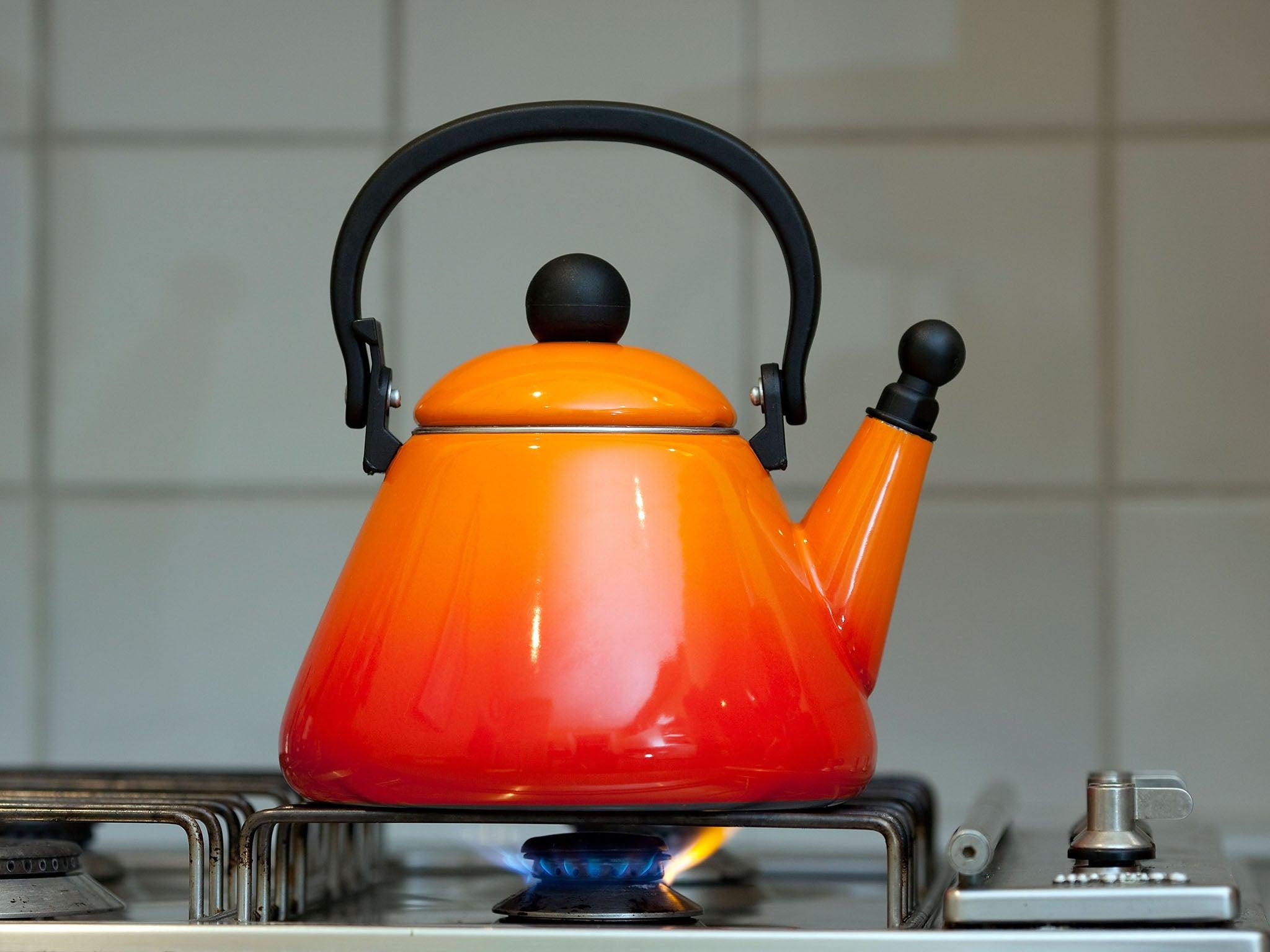 Boiling kettle • Science Happens