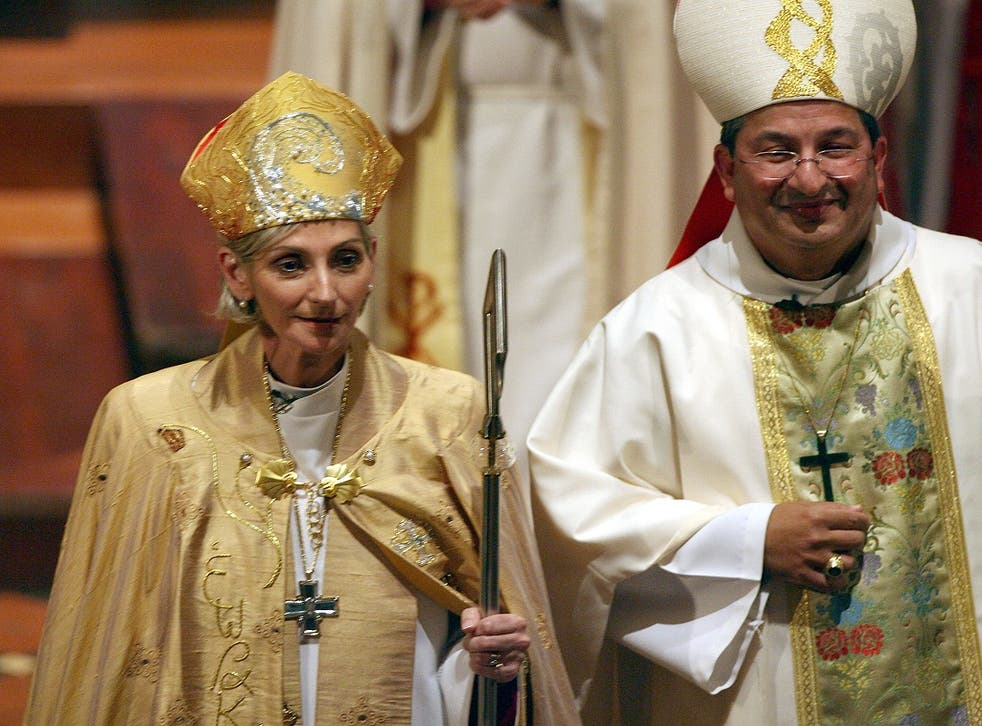 Australia's first female Bishop is ordained in Perth