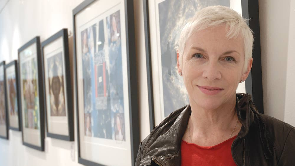 Annie Lennox: The singer, her iPhone and the universe | The