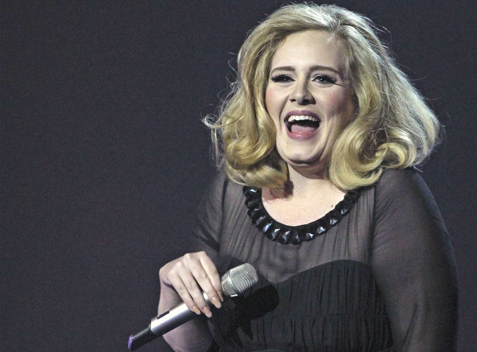 Sitting wiki: Adele is among those with a dense, detailed user-edited wiki site
