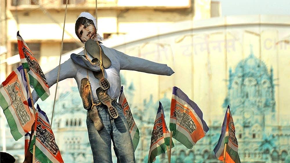 Execution of last surviving Mumbai terrorist celebrated   The