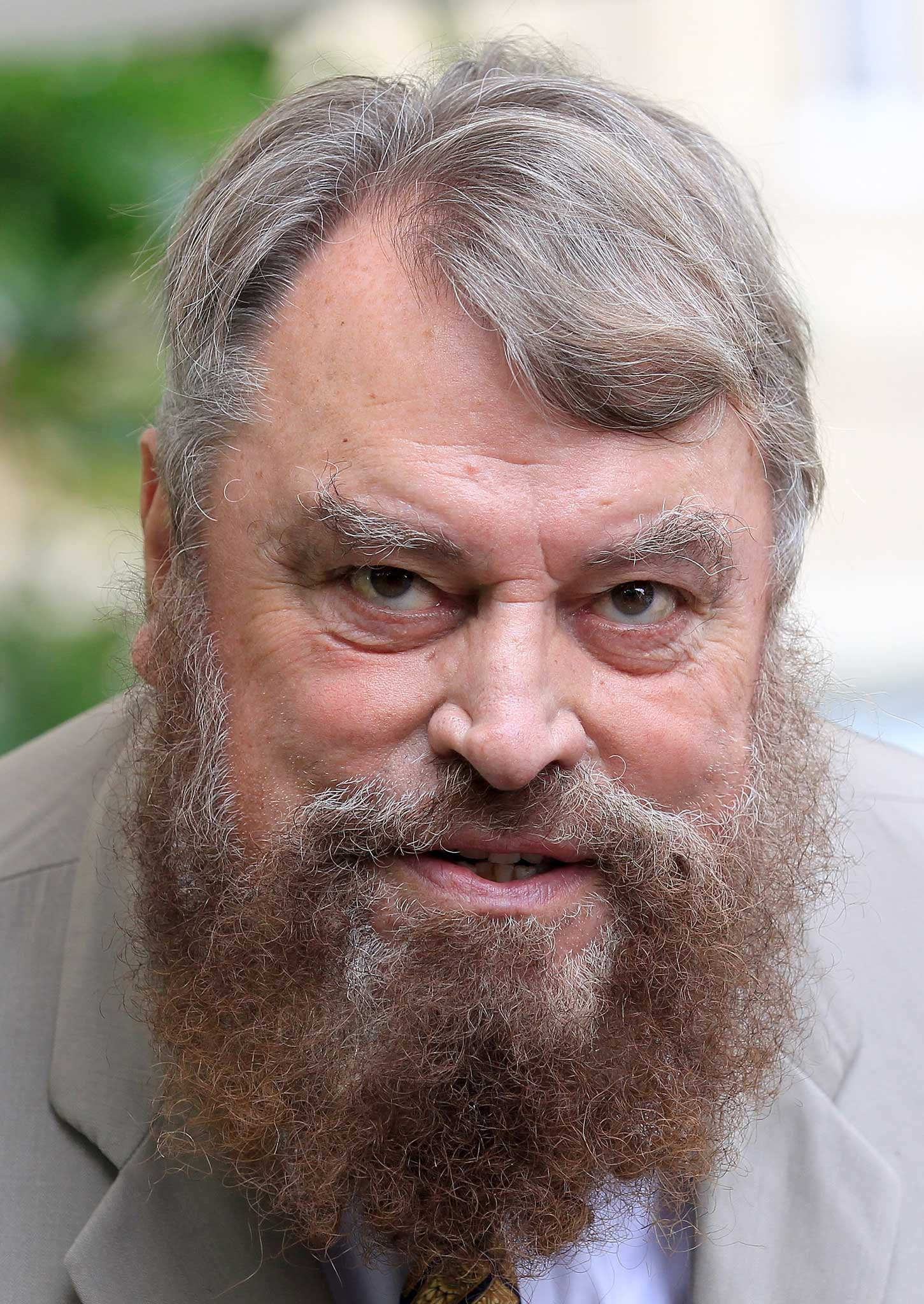 Watch Brian Blessed (born 1936) video