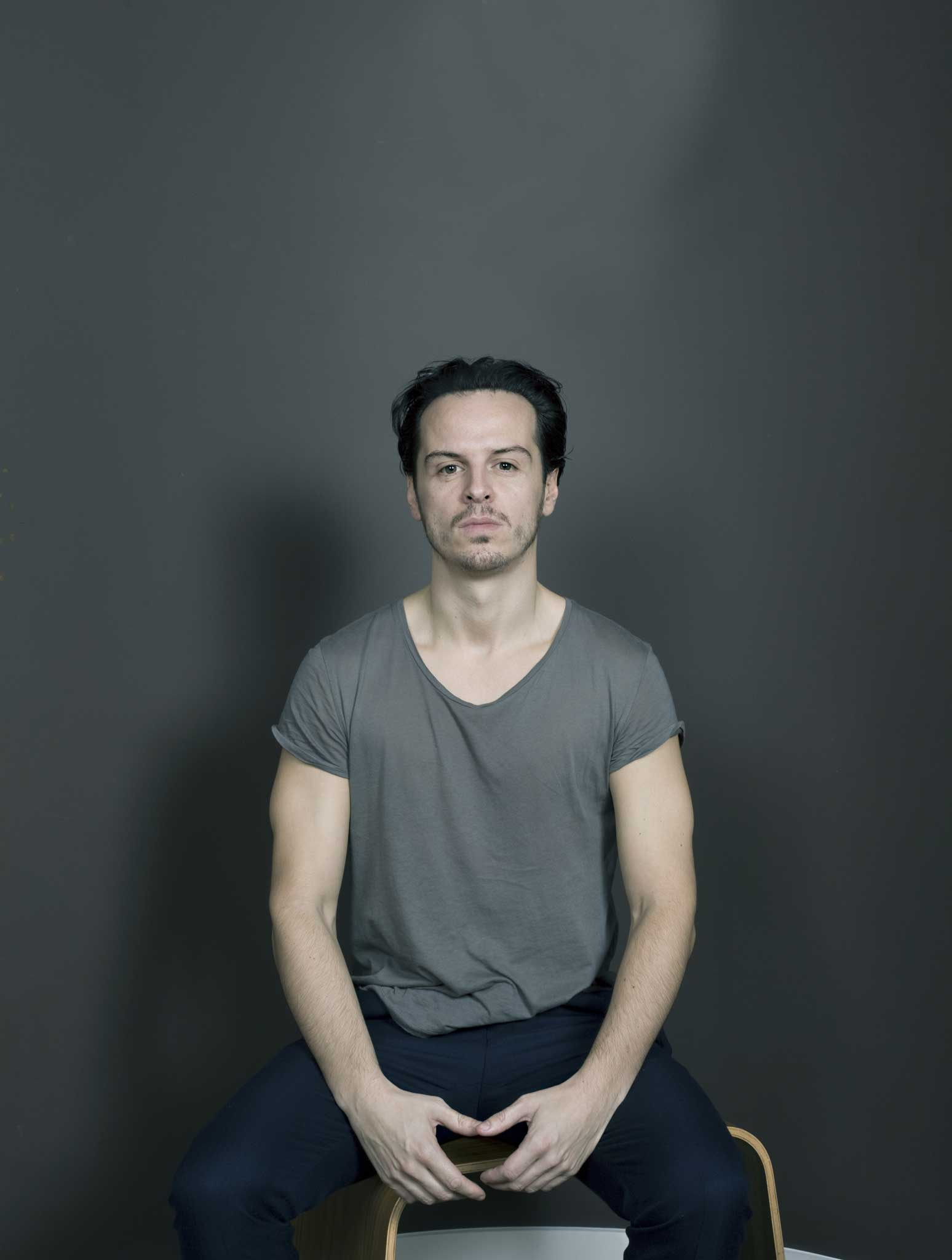 andrew scott height