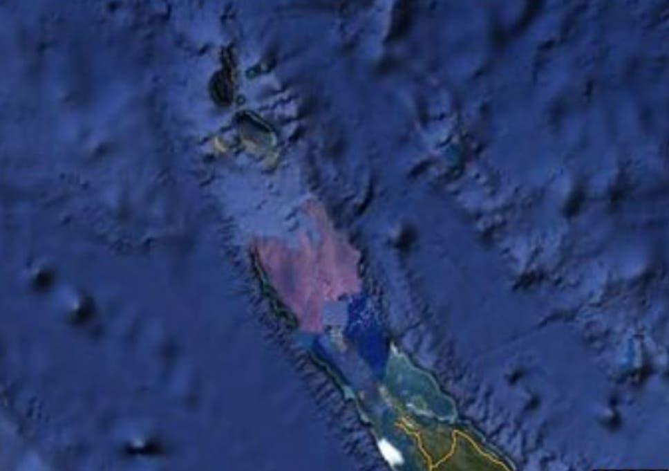 Where Did It Go Australian Scientists Un Discover Phantom Pacific