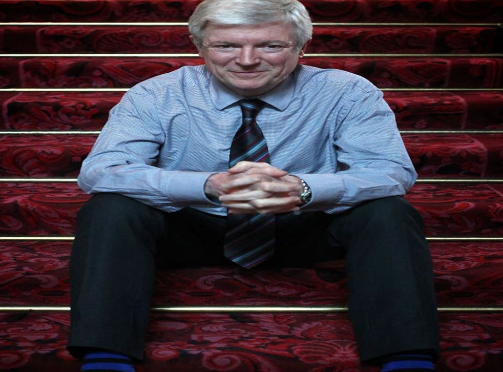 The chief executive of the Royal Opera House is due to start his new job in March