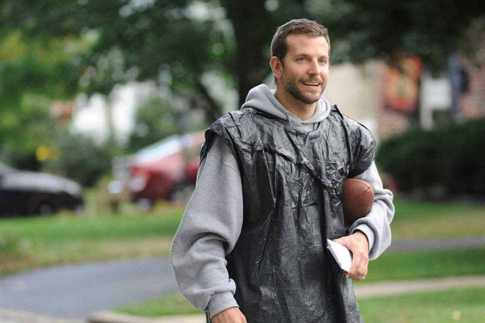 movie review silver linings playbook starring bradley cooper the