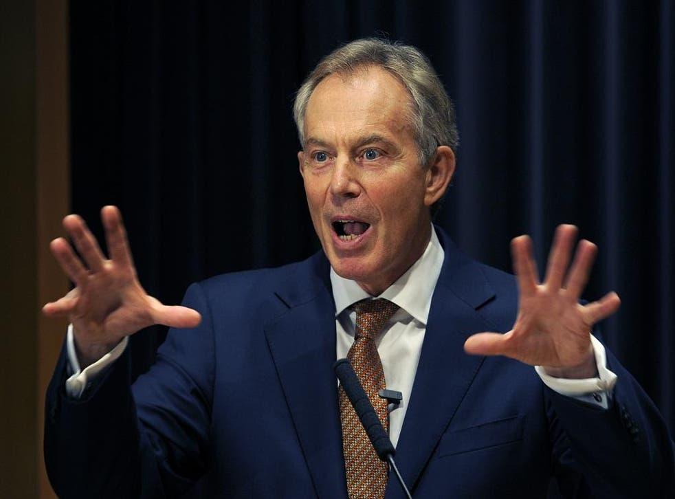 Tony Blair has said that Brexit is not inevitable