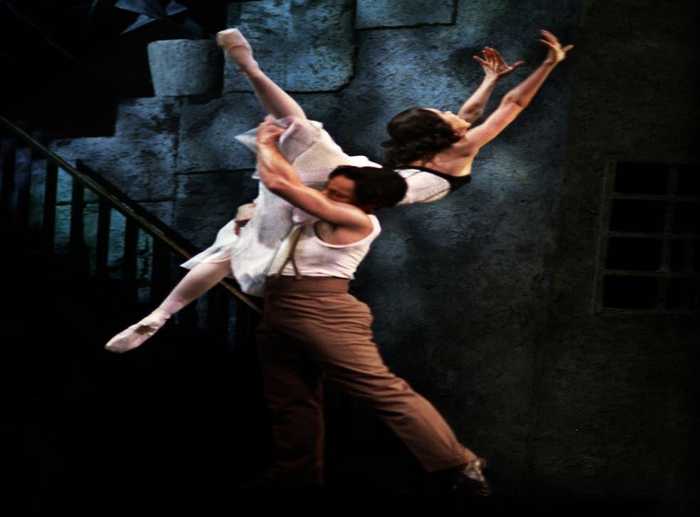 Cruel clinch: Las Hermanas is MacMillan's grim take on Lorca's Bernarda Alba