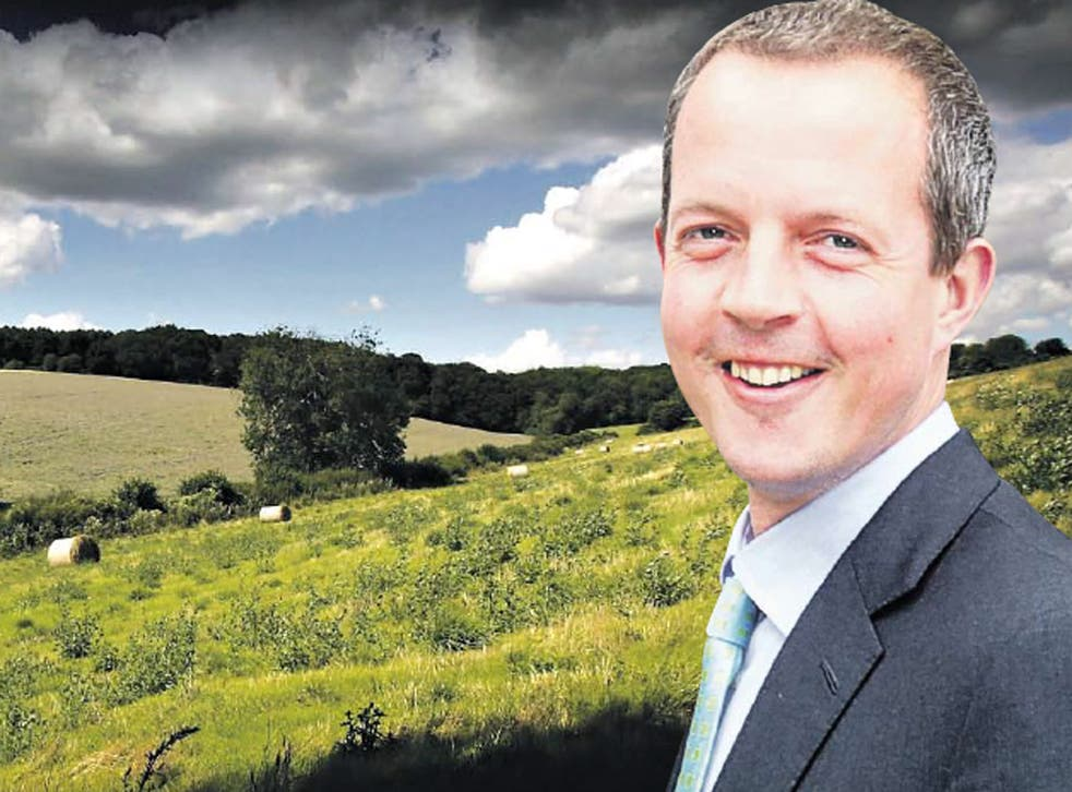 Boles: 'All we need to do is build on another 2-3 per centof land and we'll have solved a housing problem'