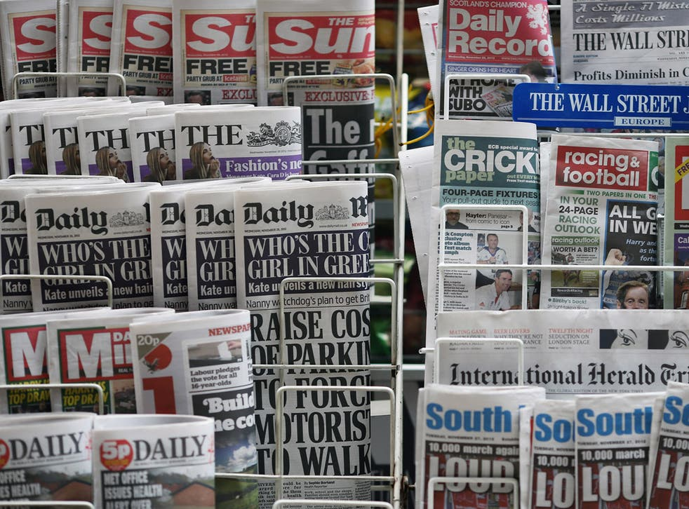 The print media industry is facing up to a decline in print advertising.