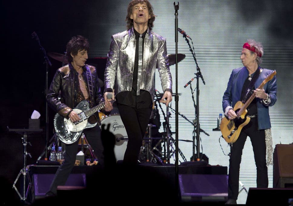 Ios Pop Review The Rolling Stones O2 London Bobby Womack The