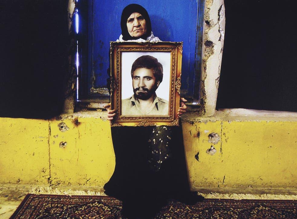 Mothers of Martyrs, by Newsha Tavakolian