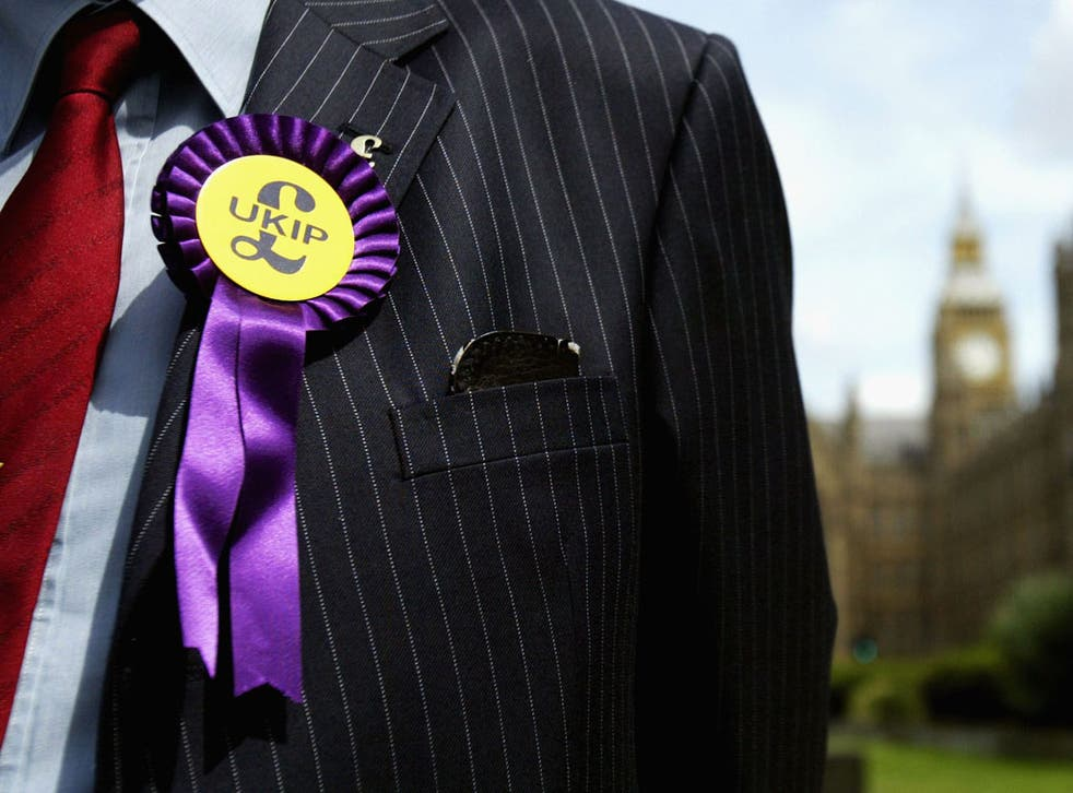 Ukip today said it did not wish to comment on the council's statement