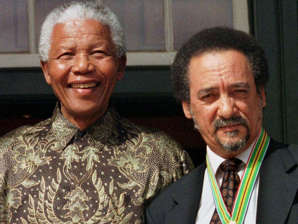 Professor Jakes Gerwel: Mandela's unsung hero | The Independentindependent_brand_ident_LOGOUntitled