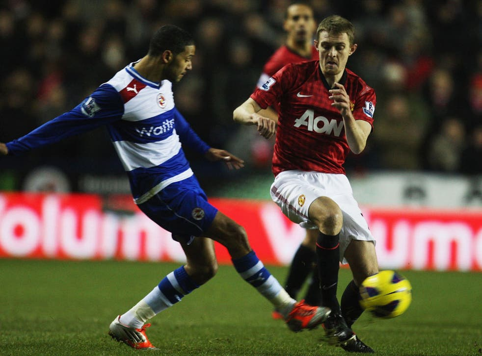 Darren Fletcher (right) says United need to stop giving teams head starts