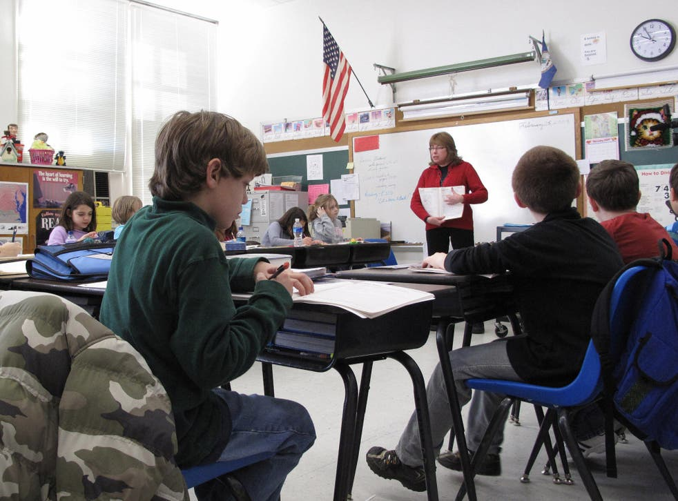 Changes to the curriculum are being implemented across American schools