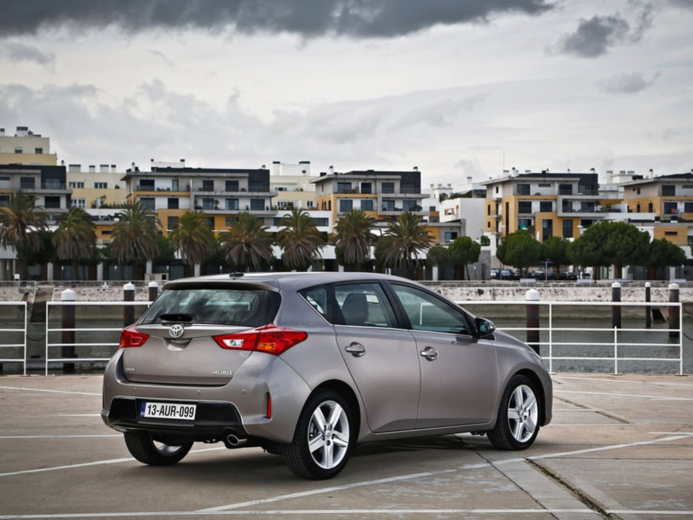 toyota auris 1.6 valvematic - first drive | the independent