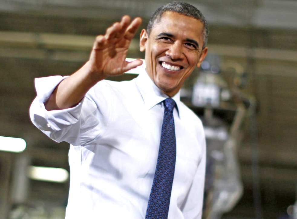 'Obama's effective use of data mining... astonished the world and baffled analysts,' says Jorn Lyseggen, founder of the Meltwater Group