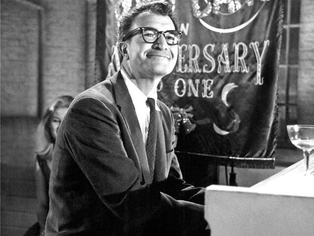 Musical innovator: Dave Brubeck in 1961