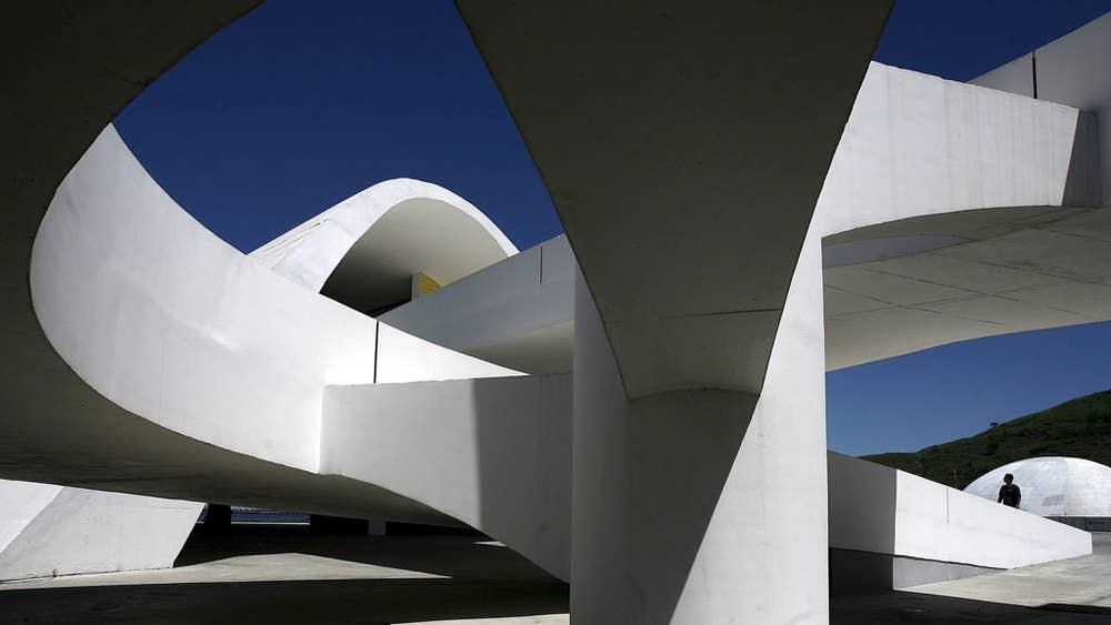 3a4af59344b3 Influential modernist architect Oscar Niemeyer dies aged 104