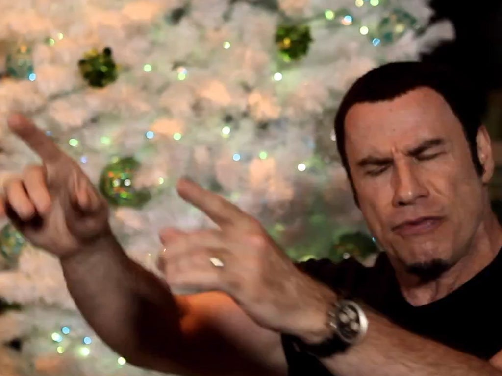 Must Watch: John Travolta and Olivia Newton-John\'s creepy Christmas ...