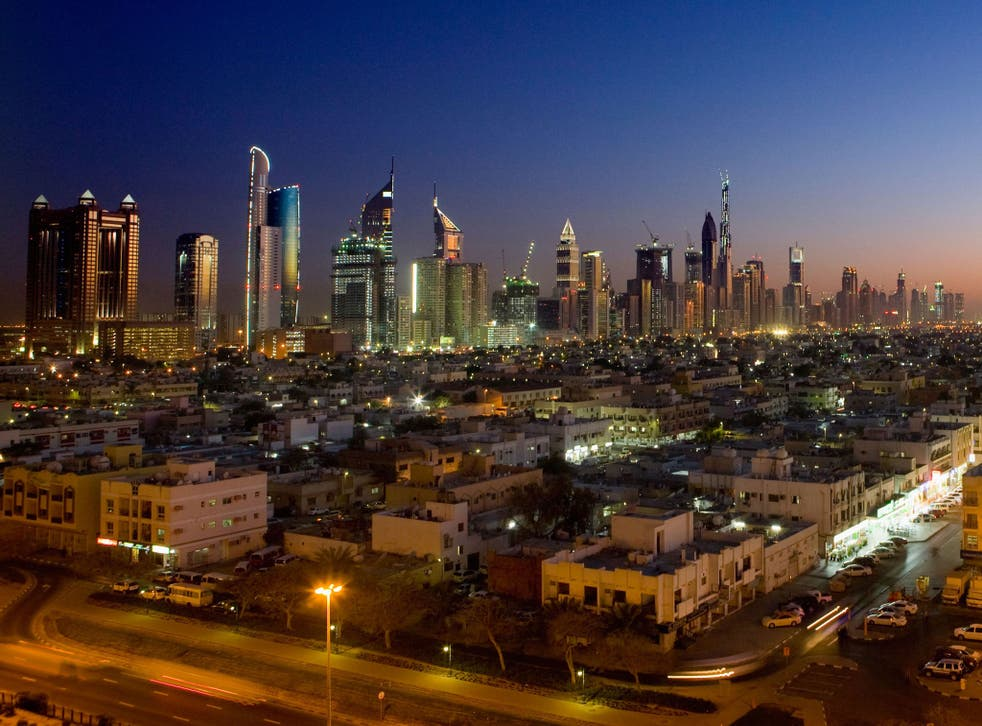 Desert paradise: In recent years, more and more Westerners have been caught out by Dubai's westernised exterior - the city-state is Muslim