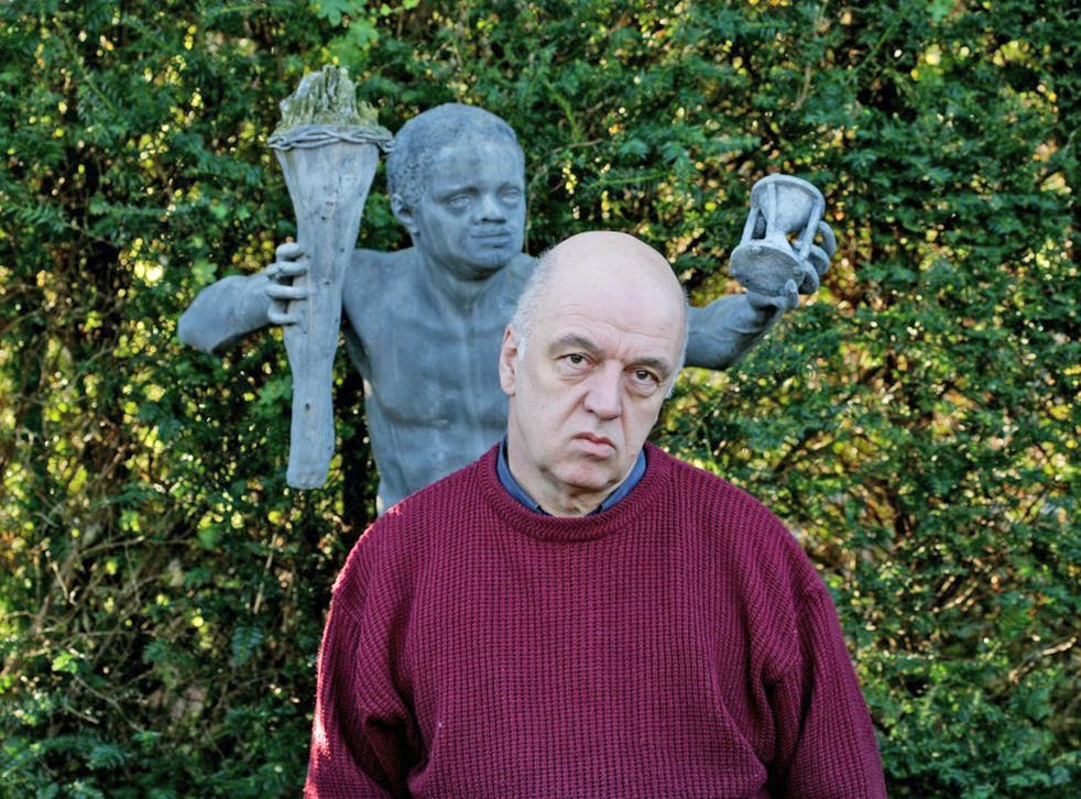 Big books, big poet: James Fenton