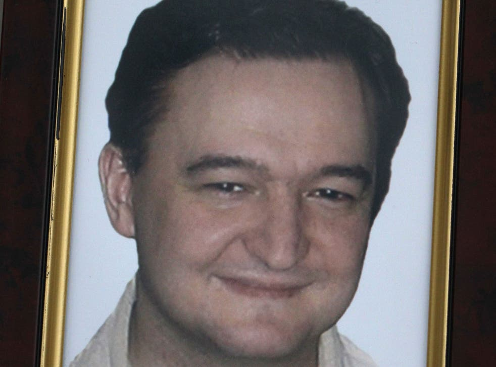 Sergei Magnitsky: The lawyer tasked with investigating the alleged fraud against Hermitage. Died in prison in 2009 after he was beaten and prison officials refused him treatment for a medical condition.