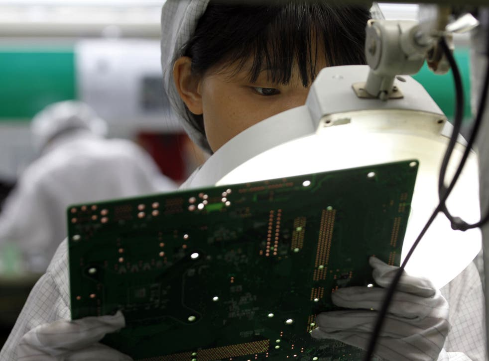 Apple has been criticised for shipping jobs abroad, to companies such as Foxconn in China