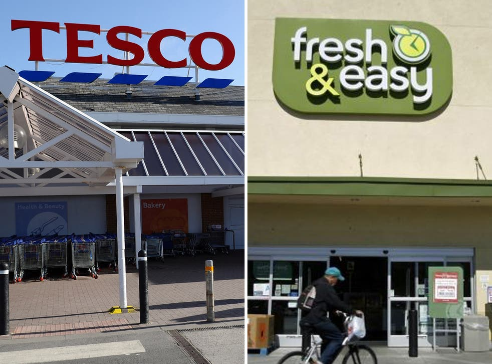 Tesco signalled that it was planning to pull out of the US, after five futile years attempting to understand and attract American consumers