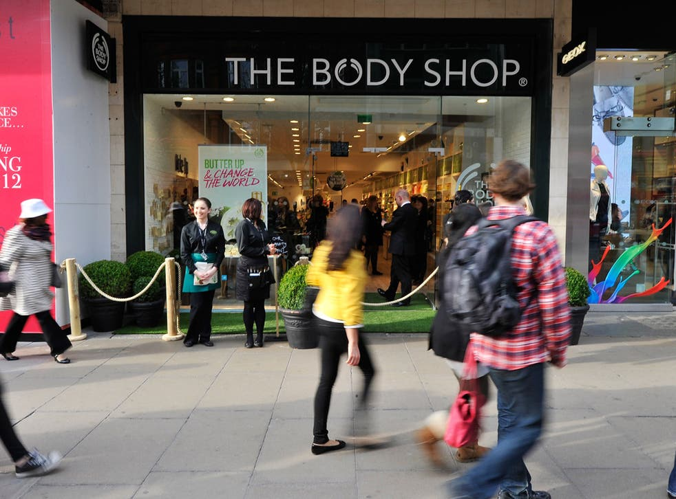 You have until Monday lunchtime to snap up online gifts from Body Shop at half-price