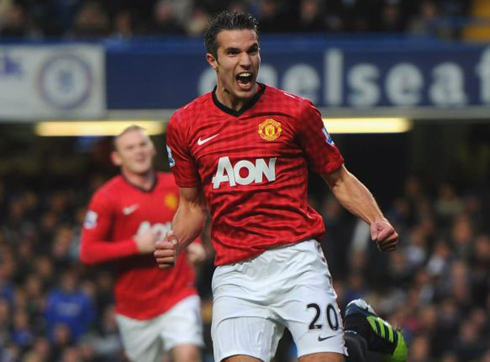 """""""The whole history of this club is a lot about comebacks – it's a quality,"""" says Robin van Persie"""