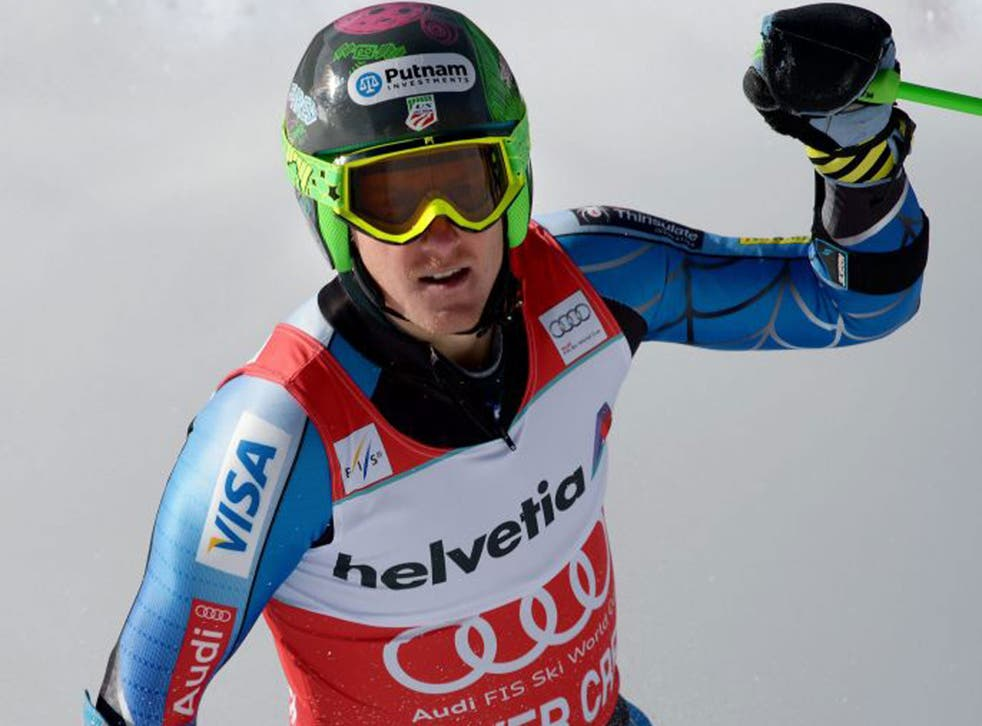 Ted Ligety is one of many racers incensed by the new rules