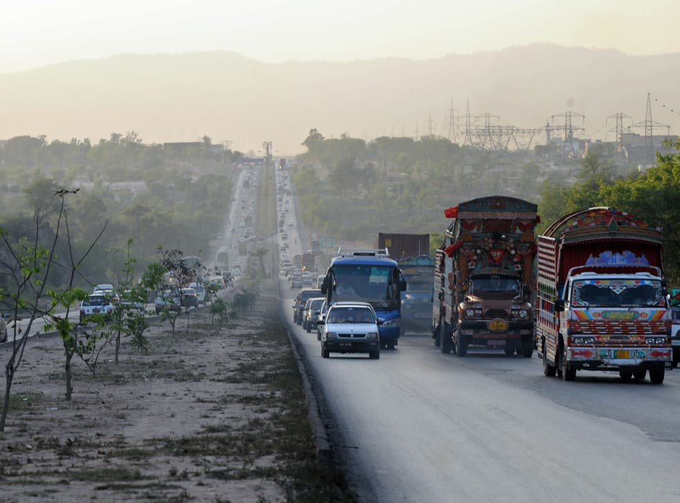 Speed cameras set to increase in use on roads in Pakistan