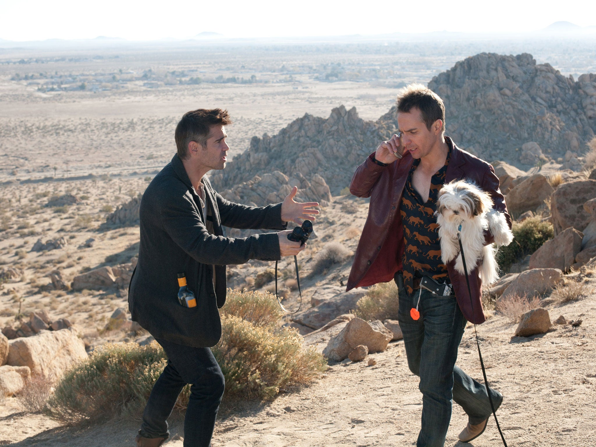 ios film review seven psychopaths the
