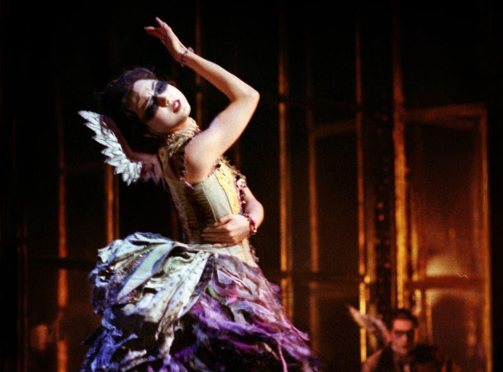Bourne again:  Mari Kamata as Ardor the Fairy of Passion in Sleeping Beauty