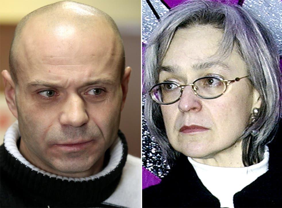 Dmitry Pavlyuchenkov is said to have arranged the killing of Anna Politkovskaya at her Moscow flat