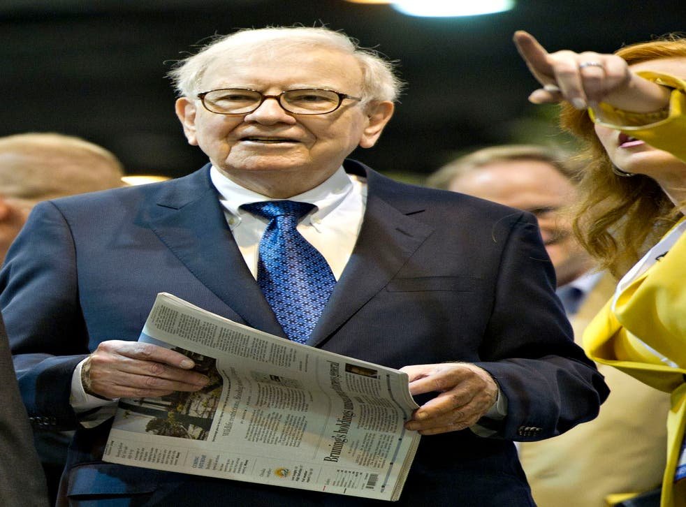 BUFFETT NEWSPAPERS: Warren Buffett, famous for betting on aging industries like railroads and insurance, is now trying to pull off something other billionaires have tried and failed to do: save the newspaper