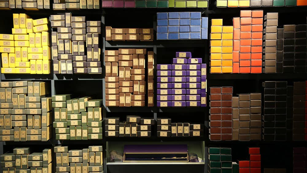 72b3f37769b Harry Potter shop to open on platform 9¾