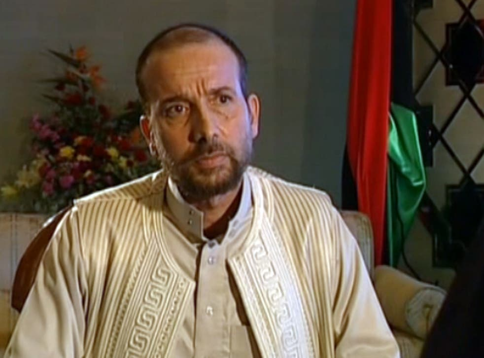 Sami al-Saadi claims he, his wife and four children were forcibly returned from Hong Kong to Libya with the help of British agents