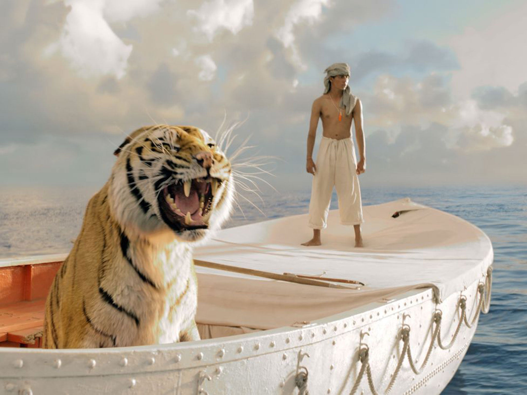 Film Review Great Tiger A Pity The Narrative Of Life Of Pi Is All At Sea The Independent
