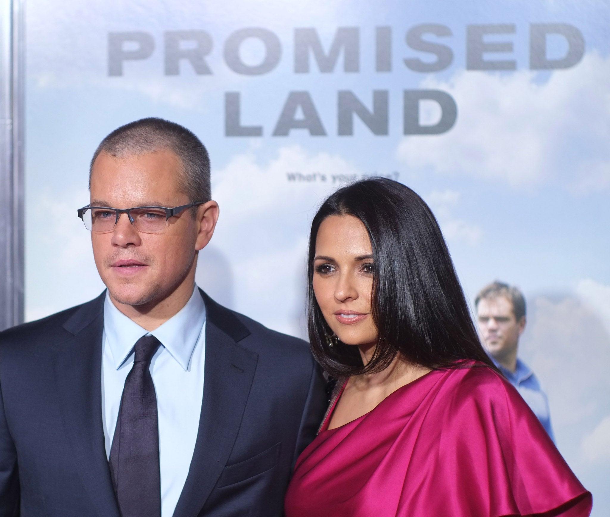 Samsclub Credit Login >> Promised Land: Matt Damon's movie about fracking will compete in Berlin film festival | The ...