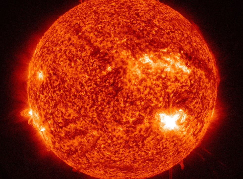 An attempt by climate sceptics to hijack the latest UN report on global warming by selectively leaking claims that it is caused by sunspots rather than man-made emissions of carbon dioxide has backfired